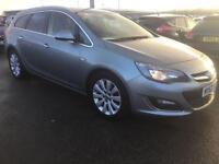 2012 Vauxhall Astra 1.7 CDTi 16V ecoFLEX SE TURBO DIESEL ESTATE £20 ROAD TAX...