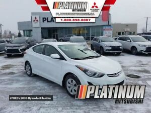 2016 Hyundai Elantra L  LOW KM- Manual Transmission- Great Condi