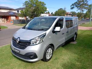 Renault Traffic Lifestyle Crew 2017