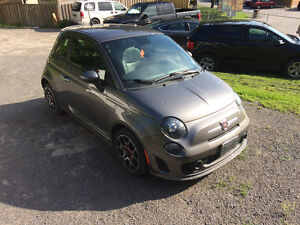 2014 Fiat 500 Sport Turbo Coupe (2 door)