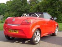 2006 Vauxhall Tigra 1.4 i 16v Exclusiv 2dr (a/c)
