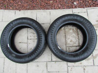 Used Goodyear and Firestone Tires