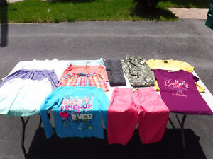 Lot of girls clothing, size 14 or XL ($2/piece)
