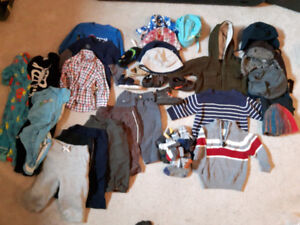 Size 9-12 months boys clothing
