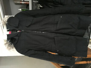 BENCH XL women's down coat