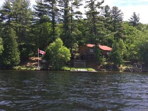 Belmont Lake Island Paradise - Includes Fishing Boat