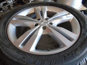 P255/50R19 Pirelli Winters with Alloy OE Mercedes