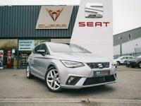 2021 SEAT Ibiza TSI 95 FR Hatchback Petrol Manual