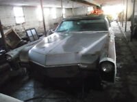 Cadillac Deville 1968 convertible ''Projet''