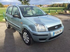 Ford Fusion 1.4 2004, 12 months mot