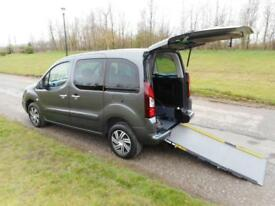 2016 Citroen Berlingo Multispace 1.6 Hdi Automatic WHEELCHAIR ACCESSIBLE VEHICLE