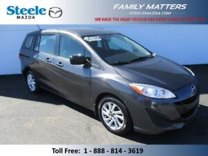 2014 Mazda MAZDA5 GS Own for $105 bi-weekly with $0 down