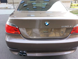 For sell bmw 530xi  lady draiv second owner