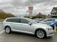 2016 Volkswagen Passat SE BUSINESS TDI BLUEMOTION TECH DSG Semi Auto Estate Dies