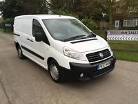 Fiat Scudo / Citroen Dispatch / Peugeot Expert Van.