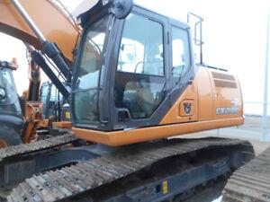 Like new Case CX210D Excavator