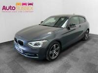 2014 BMW 1 Series 2.0 118d Sport Sports Hatch (s/s) 3dr Hatchback Diesel Automat