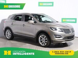 2016 Lincoln MKC Select AWD CUIR NAV MAGS