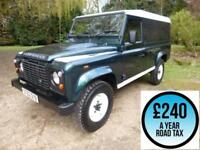 2012 Land Rover 110 Defender 2.2I TDCi DPF 3dr Hard Top 4x4 Diesel