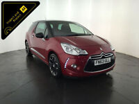 2013 63 CITROEN DS3 AIRDREAM DSPORT E-HDI DIESEL 1 OWNER SERVICE HISTORY FINANCE