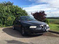 2003 Alfa Romeo 156 1.9 diesel