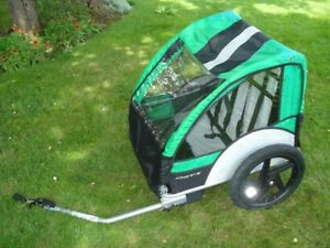 ORYX TWO SEATER BICYCLE TRAILER $90.