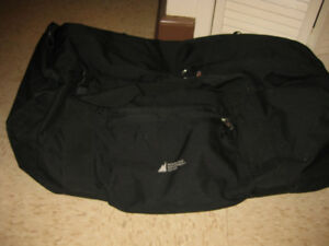 NEW: Mountain equipment coop duffel bag & backpack