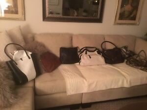 Cleaning out my closet  7 purses $175 all together or $25 each