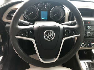 2015 BUICK VRENO FULLY LOADED LEATHER CLOTH HEATED SEATS