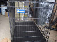 cage a chien petmate