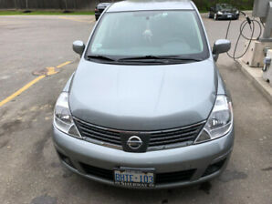2009 Nissan Versa - 80,000 KM - Safety Done - Great Condition