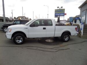 """2011 Ford F-150 4WD SuperCab 145"""""""