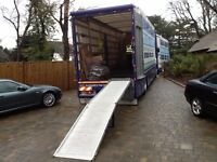 All Kent Short_Notice Removal Company with Luton Vans and 7.5 Tonne Lorries and Reliable Man.