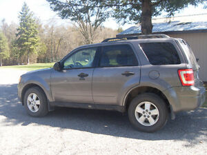 2010 Ford Escape XLT SUV, Crossover Remote Start