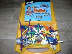 Jeu de construction K'Nex