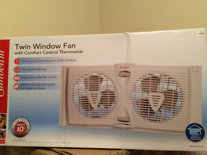 Sunbeam Window Fan