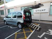 2010 Renault Kangoo 1.6 Automatic Extreme Wheelchair Accessible Vehicle Allied
