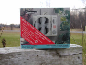 4 Electric Heater and Fan at $25.00 each