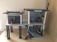 Playmobil police station
