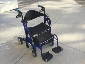 Airgo Fusion Walker/ Wheel chair Rollator