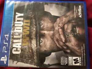 Call of dudy wwII