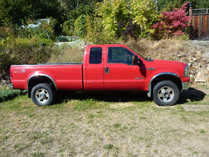 2006 Ford Lariat F-350 Diesel Extra Cab Pickup Truck