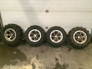 ITP wheels & tires for sale !
