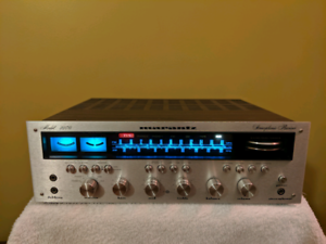 Near mint rebuilt Marantz 2270