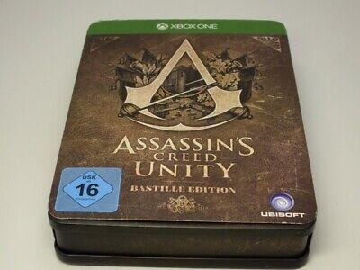 Usado, !!! XBOX ONE SPIEL Assassins Creed Unity Bastille Edition GUT !!! segunda mano  Embacar hacia Spain