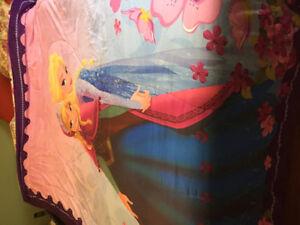Disney Frozen bedroom , bathroom decor