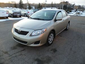 2010 Toyota Corolla $2000 OFF Sedan