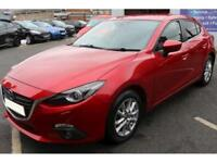 Mazda Mazda 3 D Se-L Nav Hatchback 2.2 Manual Diesel BAD / GOOD CREDIT