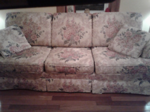 Lovely Couch and Chair