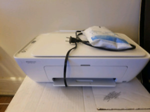 Mint condition HP color printer, scanner and photocopier